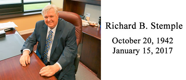 Richard Stemple - Drake Enterprises, Inc.