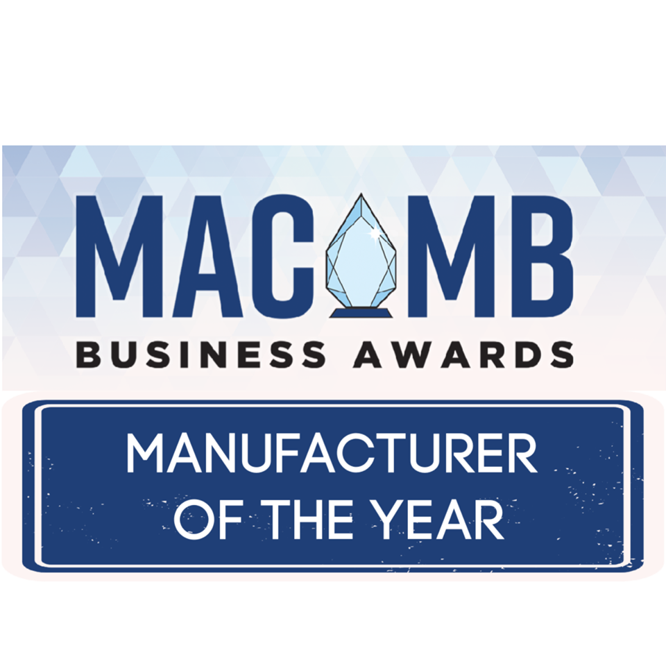 2019 Macomb Business Awards   Manufacturer of the Year